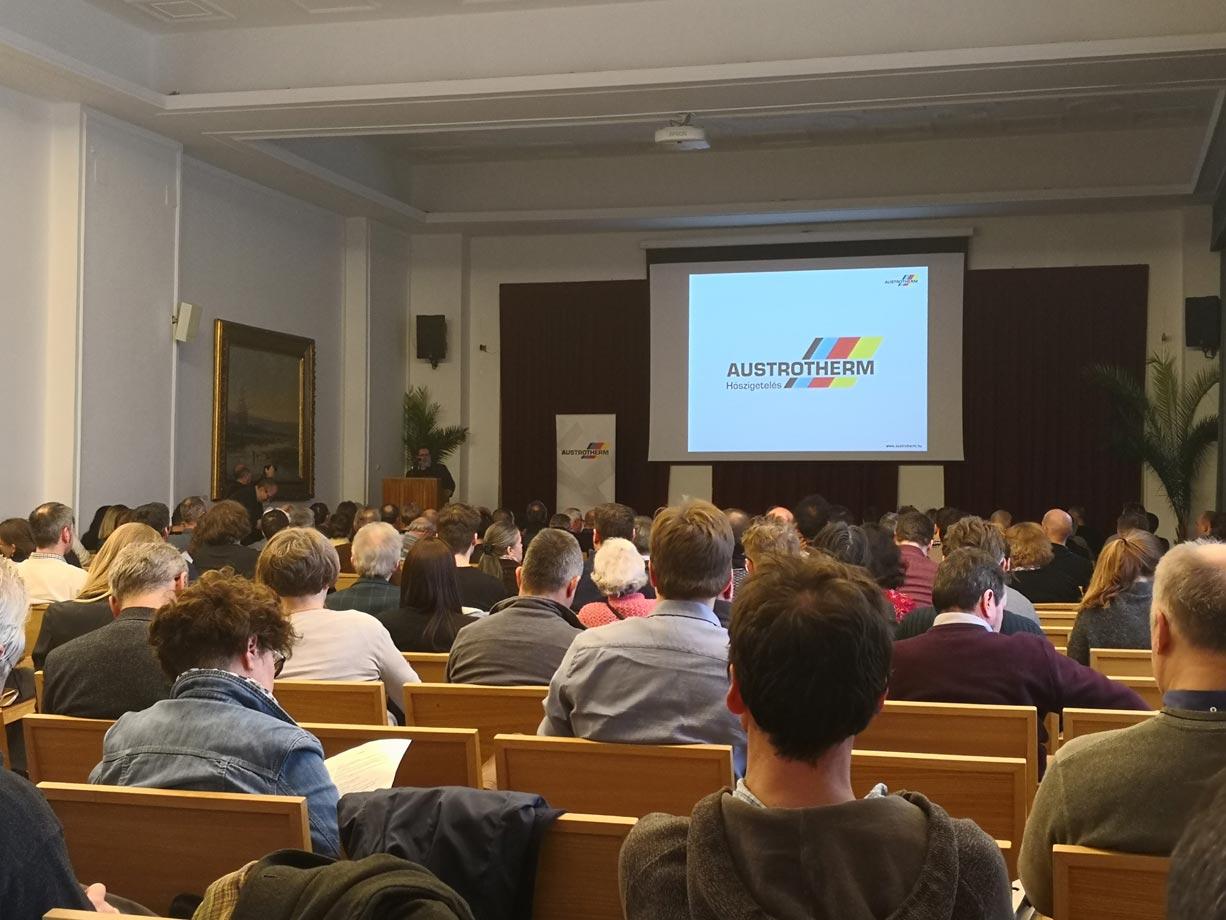 AUSTROTHERM konferencia