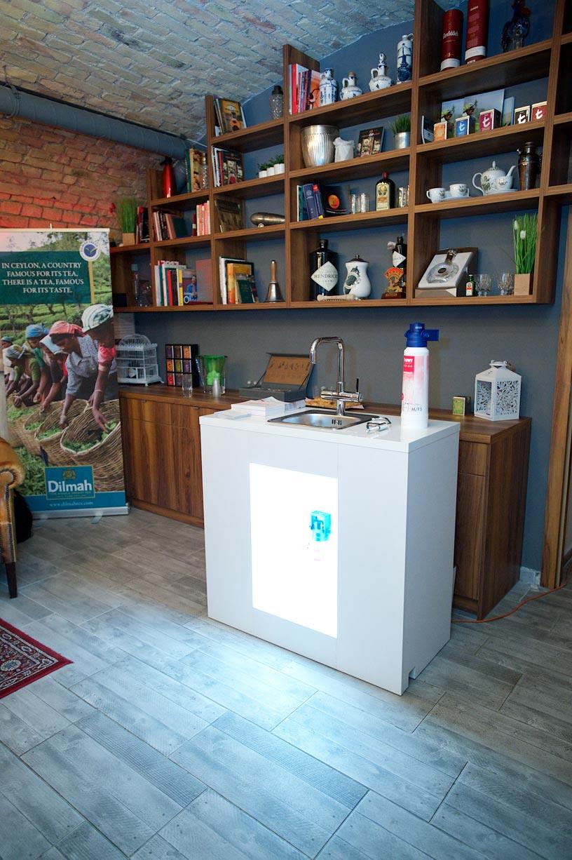 BWT konyhai vízszűrő