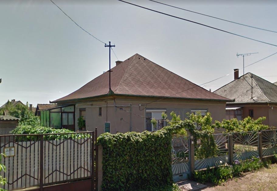 Felújítandó családi ház
