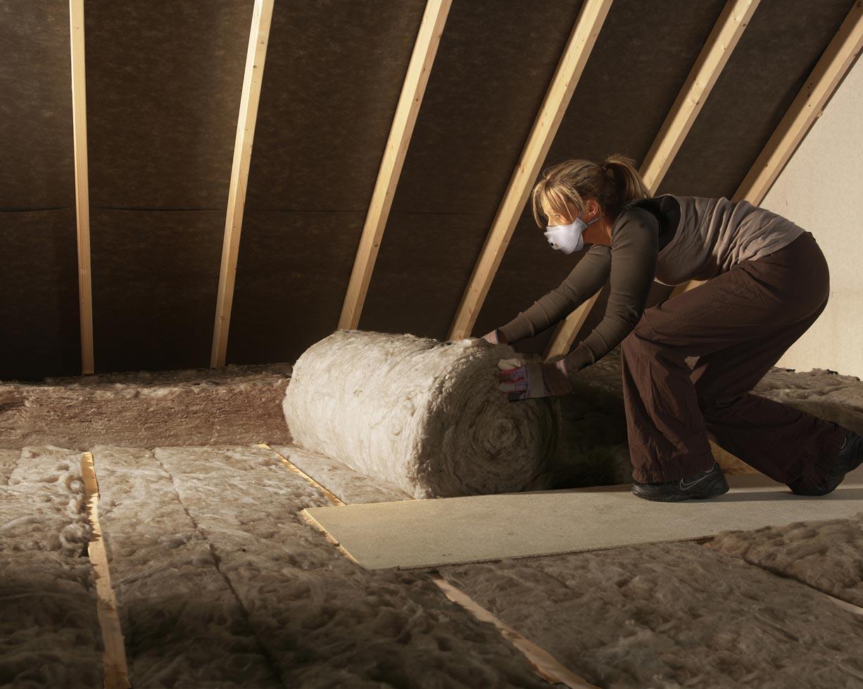 Knauf tetőszigetelés