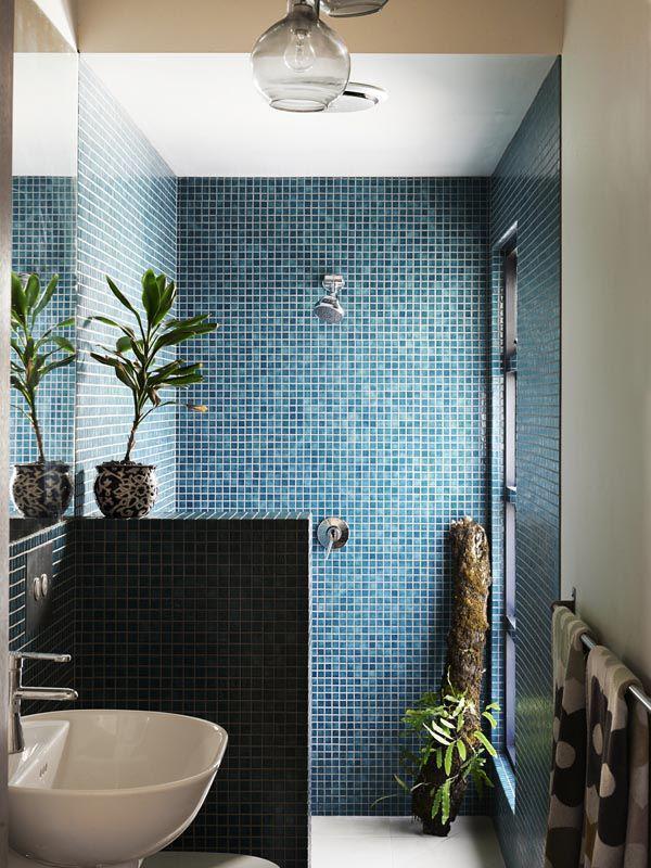 Épített zuhanyfülke