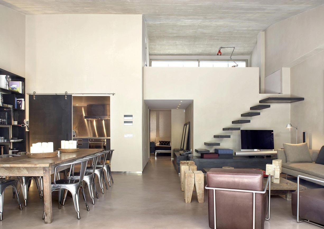 Galéria lépcsője