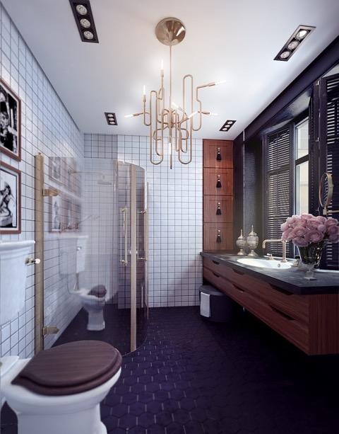 Ultraviola a fürdőszobában