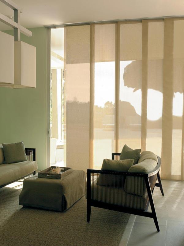 Lapfüggöny – nem csak árnyékol, dekorál is és térelválasztónak is praktikus