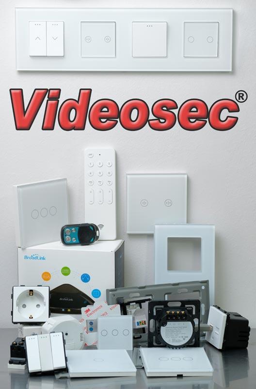 VideoSec okoskapcsolók