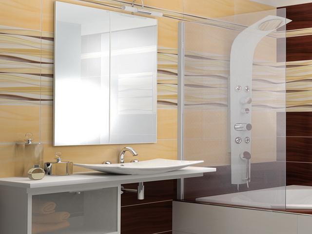 Csempék akciós áron: Zalakerámia fürdőszoba hónap - HOMEINFO