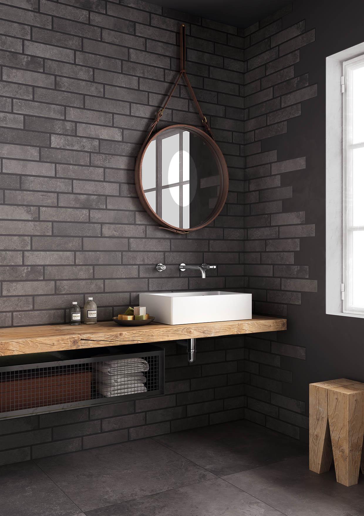 2017 fürdőszoba trendje – fókuszban a kőhatású burkolatok - HOMEINFO