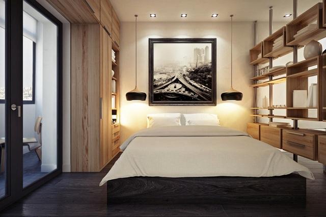 Praktikus és hangulatos világítás – Hálószoba és gardrób - HOMEINFO