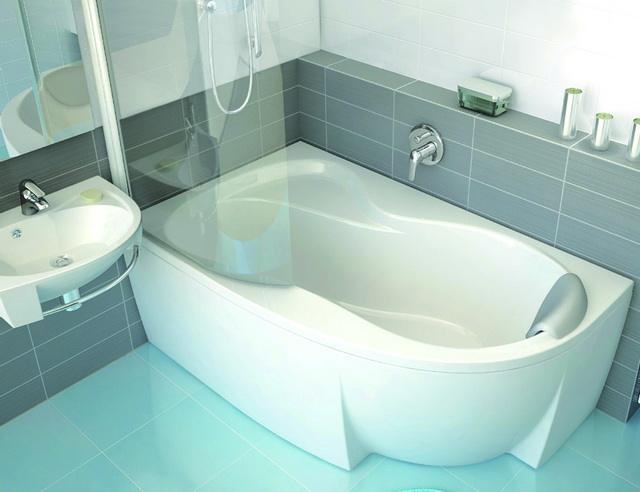 Fürdőszoba tervezése 2. A fürdőkád - HOMEINFO