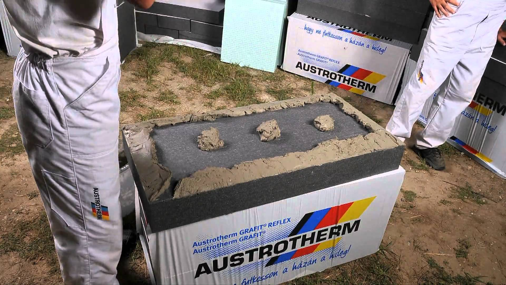 Austrotherm - Grafit Reflex