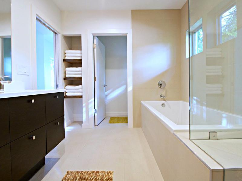 Elegáns fürdőszoba