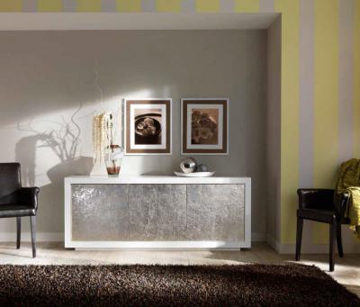 Olasz design - nappali ötlet, modern stílusban