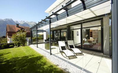 Terasz télen, nyáron! - erkély / terasz ötlet, modern stílusban