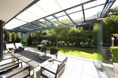 Álom terasz - erkély / terasz ötlet, modern stílusban