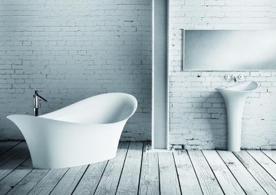 Marmorin fürdőszoba - fürdő / WC ötlet