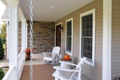Pihenés a teraszon - erkély / terasz ötlet