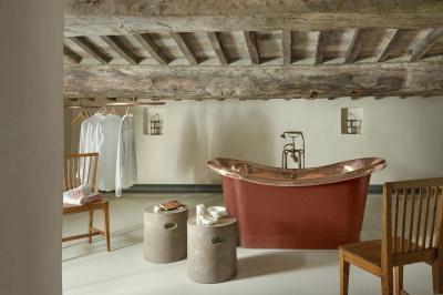 Rusztikus fürdőszoba - fürdő / WC ötlet, rusztikus stílusban