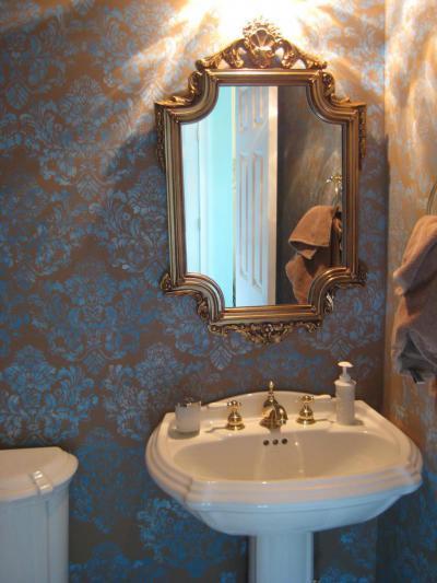 Fényűző fürdőszoba - fürdő / WC ötlet, klasszikus stílusban