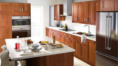 Modern konyha - konyha / étkező ötlet