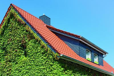 CREATON MELODIE kerámia tetőcserép NUANCE rézvörös - tető ötlet, modern stílusban