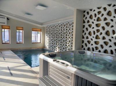 Családi ház belső tere - belső továbbiak ötlet, modern stílusban
