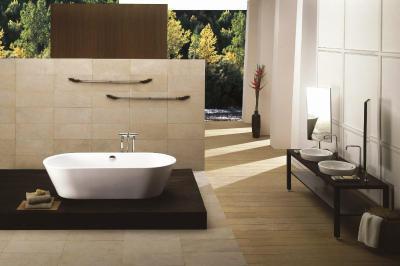 Modern fürdő - fürdő / WC ötlet, modern stílusban