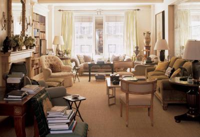 Modern nappali - nappali ötlet, klasszikus stílusban