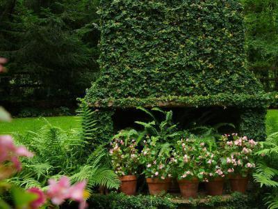 Kerti részletek - kert / udvar ötlet, modern stílusban