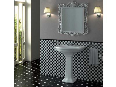 art deco mosdó - fürdő / WC ötlet