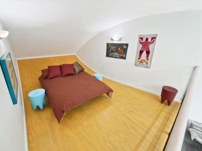 Egyszerű hálószoba - háló ötlet, modern stílusban
