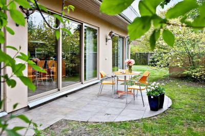 Kicsi terasz - erkély / terasz ötlet, modern stílusban