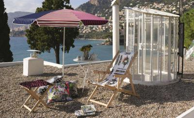 Modern nappali - kert / udvar ötlet, modern stílusban
