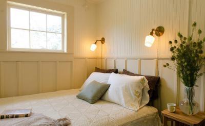 Amerikai vendégszoba - háló ötlet, klasszikus stílusban