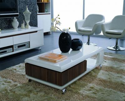 forgószékek a nappaliban - nappali ötlet, modern stílusban