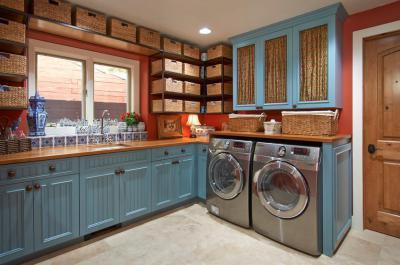 klasszikus vonalak,kék konyhabútor - konyha / étkező ötlet, klasszikus stílusban