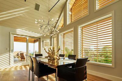 Napfényes étkező terasszal - konyha / étkező ötlet, modern stílusban