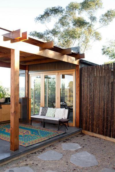 stílusos terasz - erkély / terasz ötlet, modern stílusban