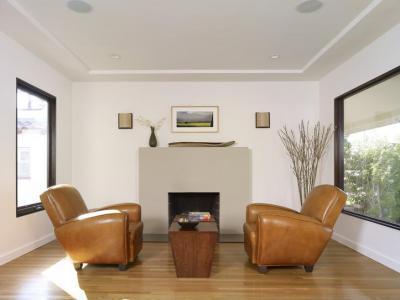 Kis alapterületű nappali - nappali ötlet, modern stílusban
