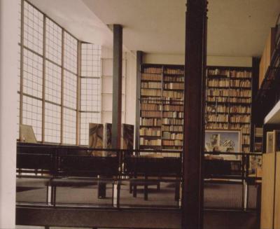 Könyvtár - nappali ötlet, klasszikus stílusban