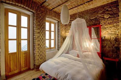 Hangulatos hálószoba - háló ötlet, rusztikus stílusban