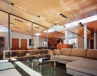 Luxus nappali - nappali ötlet, modern stílusban