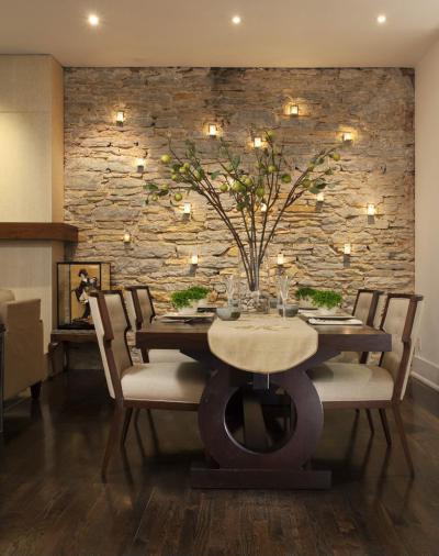 citomfa az étkezőben - konyha / étkező ötlet