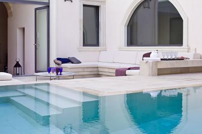 Látványos terasz - erkély / terasz ötlet, mediterrán stílusban