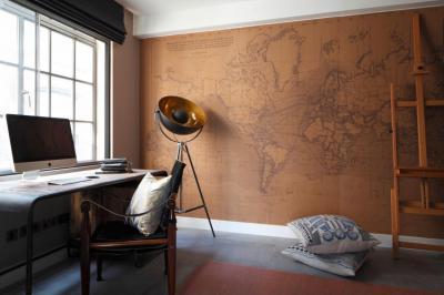 Dolgozószoba otthon - dolgozószoba ötlet, modern stílusban