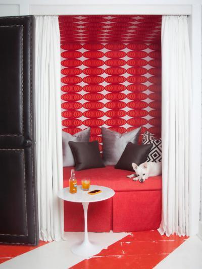 Markáns piros zug - belső továbbiak ötlet