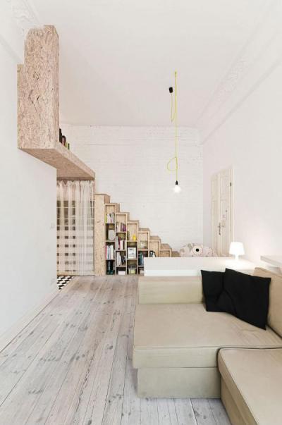 Ötletes galéria megoldás - belső továbbiak ötlet, modern stílusban