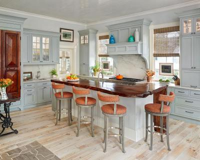 Menta konyha - konyha / étkező ötlet, klasszikus stílusban