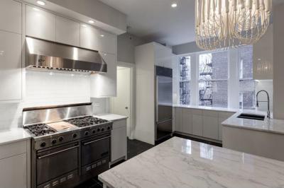 Allwhite konya - konyha / étkező ötlet, modern stílusban