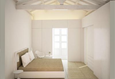 Fehér hálószoba - háló ötlet