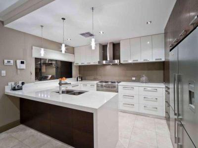 Világítás a házban - konyha / étkező ötlet, modern stílusban